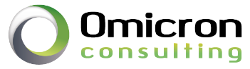 Omicron Consulting Logo